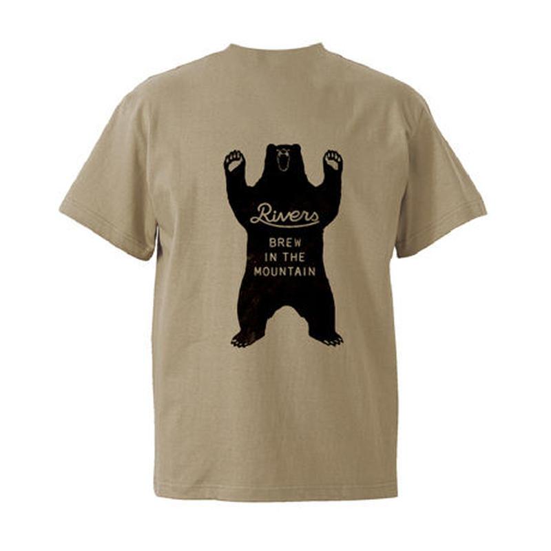 Tシャツ UP バックベア