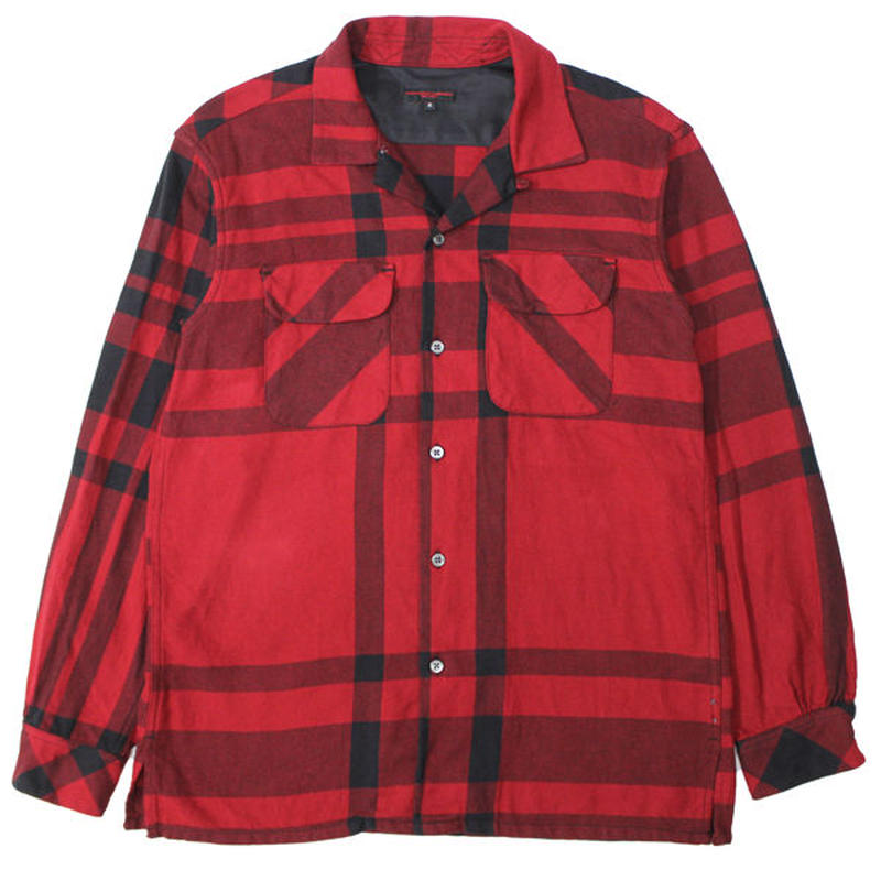"NGINEERED GARMENTS(エンジニアード ガーメンツ)""Classic Shirt - Big Plaid"""