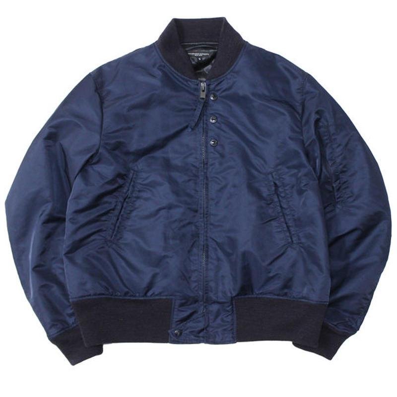 "Engineered Garments(エンジニアードガーメンツ)""Aviator Jacket - Flight Sateen"""