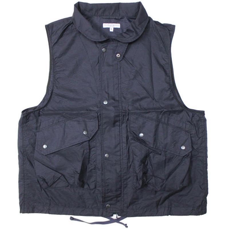 "Engineered Garments(エンジニアードガーメンツ)""Field Vest - Nylon Micro Ripstop"""