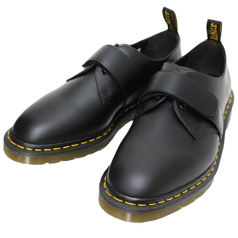 "Engineered Garments x Dr.Martens(エンジニアードガーメンツ×ドクターマーチン)""Derby w/ Velcro - Classic Smooth Leather"""