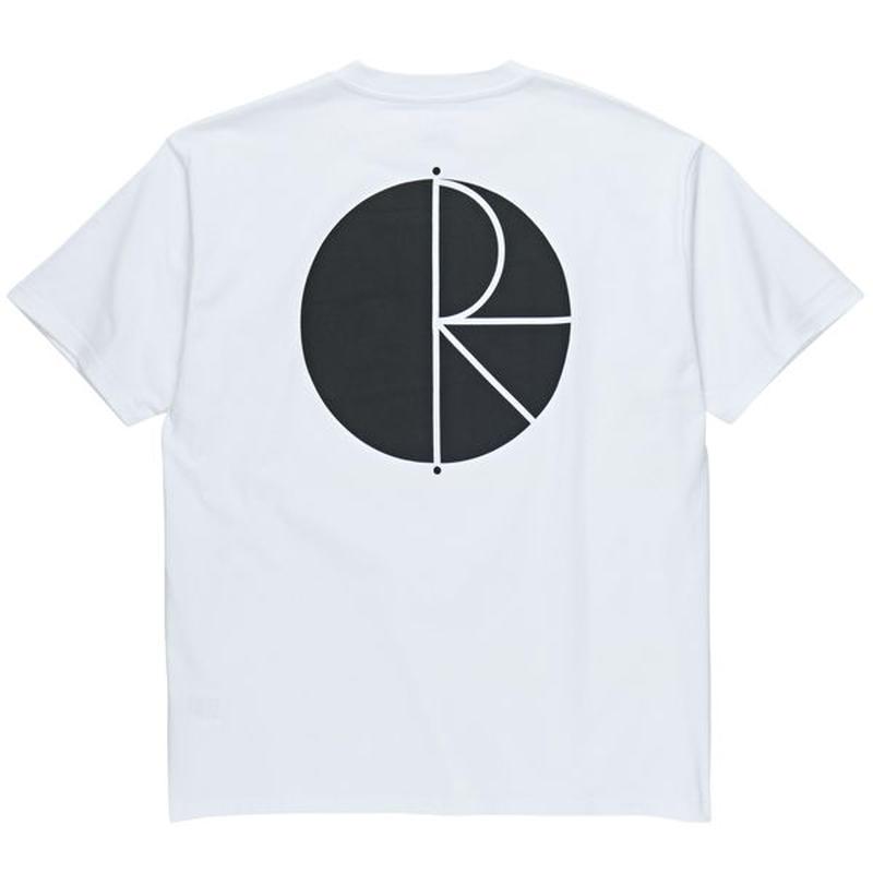 "POLAR SKATE CO.(ポーラー スケート カンパニー)""Fill Logo Tee"""