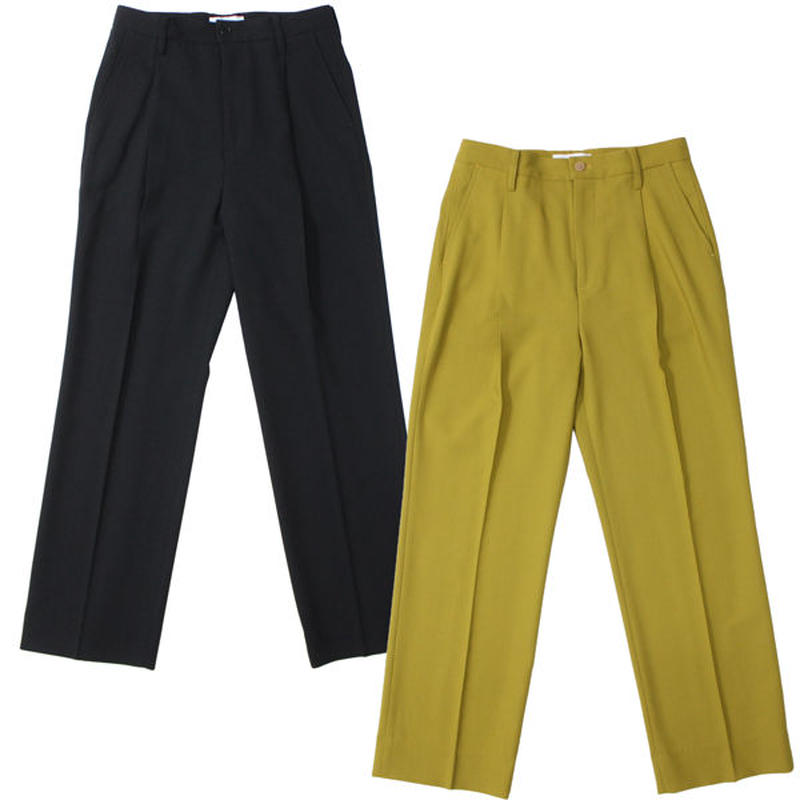"Ladies' /WELLDER(レディース ウェルダー)""One Tack Tapered Trousers"""