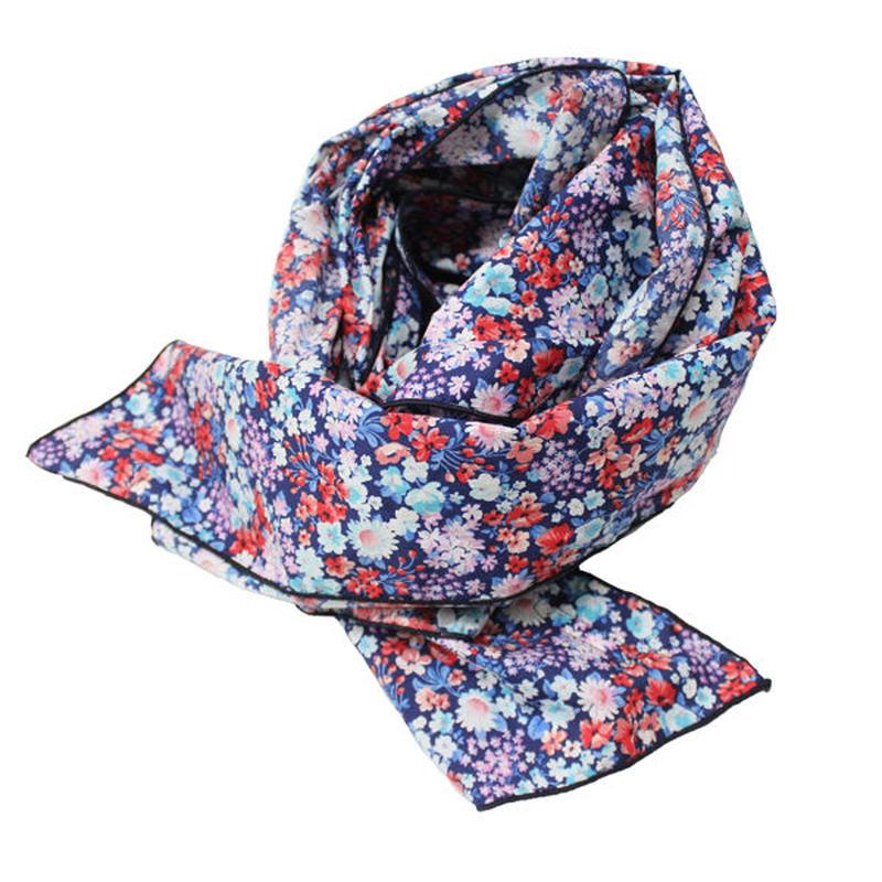 "Engineered Garments(エンジニアード ガーメンツ)""Long Scarf - Floral Lawn"""