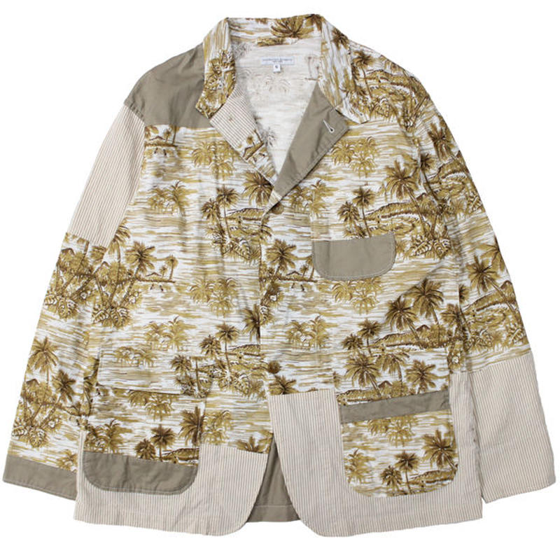"ENGINEERED GARMENTS(エンジニアード ガーメンツ)""Loiter Jacket - Hawaiian Print"""