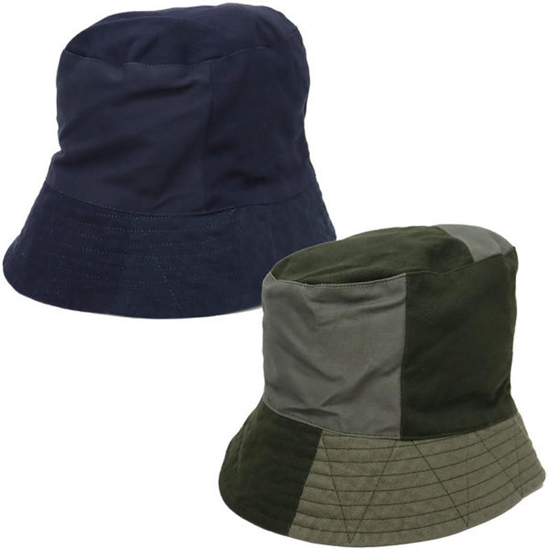 "ENGINEERED GARMENTS(エンジニアード ガーメンツ)""Bucket Hat - Cotton Heavy Twill"""
