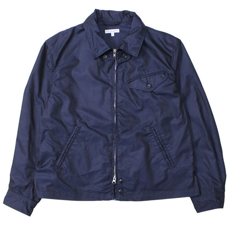 "ENGINEERED GARMENTS(エンジニアード ガーメンツ)""Driver Jacket - PC Iridescent Twill"""