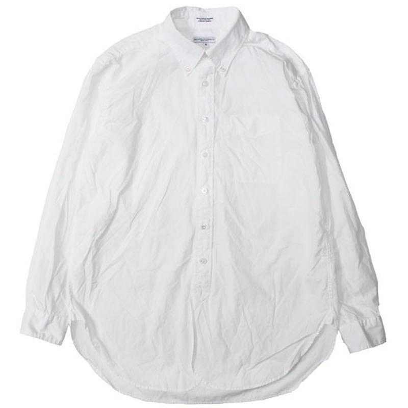 "ENGINEERED GARMENTS(エンジニアードガーメンツ)""19th BD Shirt - 100's Broadcloth"""