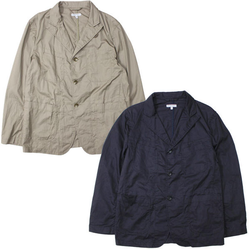 "ENGINEERED GARMENTS(エンジニアード ガーメンツ)""NB Jacket - High Count Twill"""