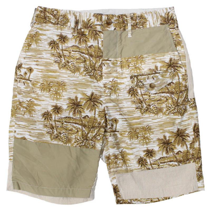 """Engineered Garments(エンジニアードガーメンツ)""""Ghurka Short - Hawaiian Print"""""""