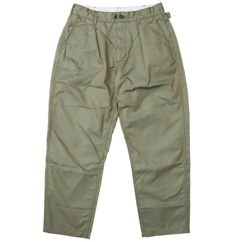 "ENGINEERED GARMENTS(エンジニアード ガーメンツ)""Ground Pant - PC Iridescent Twill"""