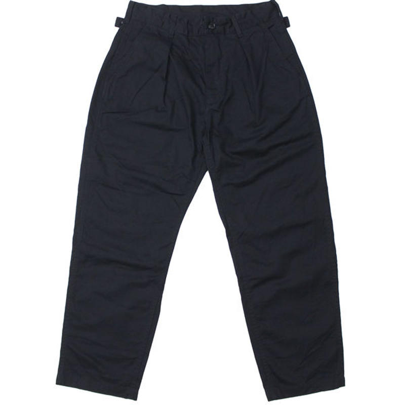 "ENGINEERED GARMENTS(エンジニアード ガーメンツ)""Ground Pant - 6.5oz Flat Twill"""