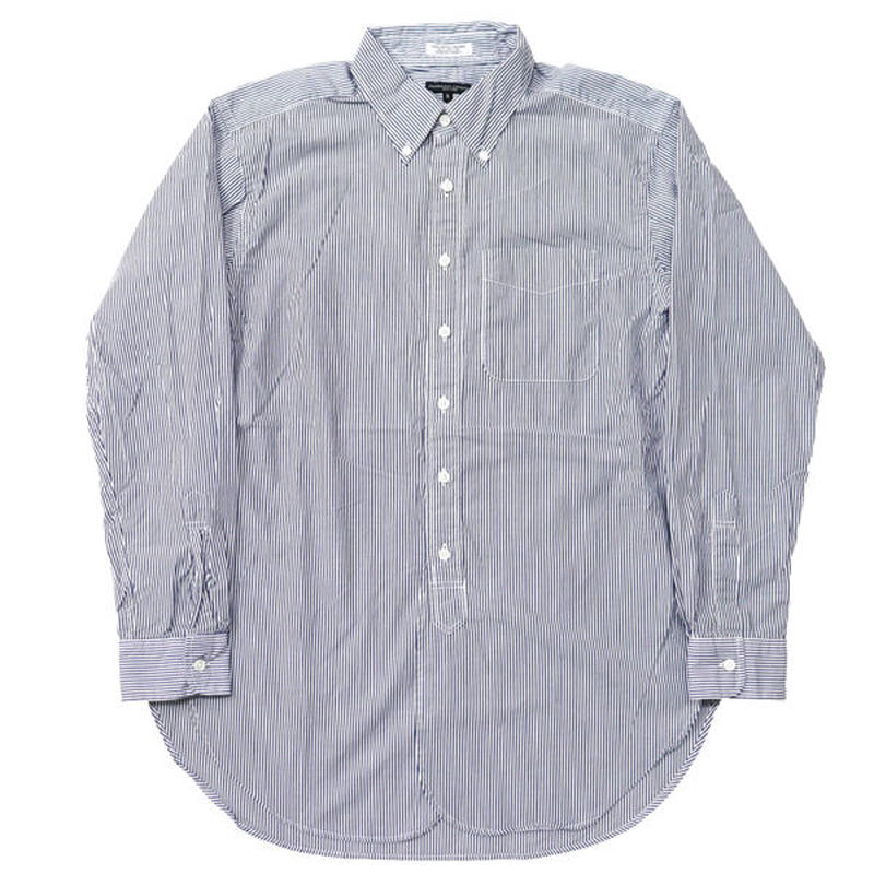 "ENGINEERED GARMENTS(エンジニアード ガーメンツ)""19th BD Shirt - Narrow St. Broadcloth"""