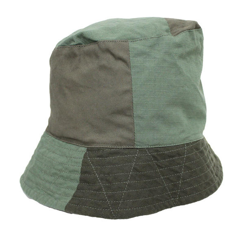 "ENGINEERED GARMENTS(エンジニアード ガーメンツ)""Bucket Hat - Cotton Ripstop"""