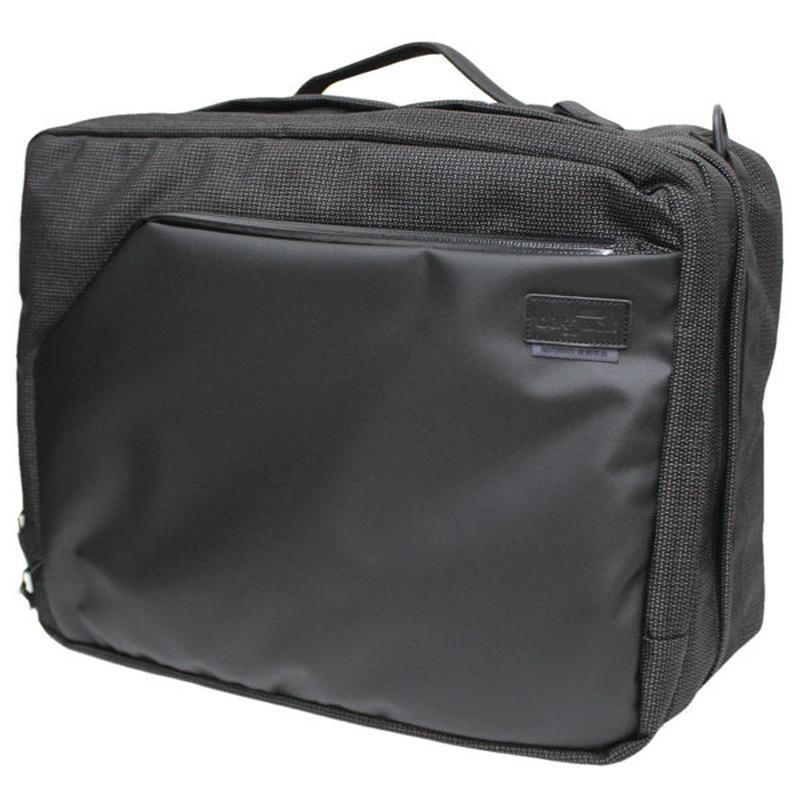 "bagjack(バッグジャック)""NXL 3way traveller SOC S size [PUC nylon×Grid-cordura]"""