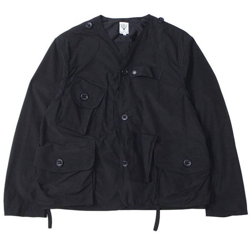 "South2 West8(サウスツーウエストエイト)""Tenkara Jacket - Wax Coating"""