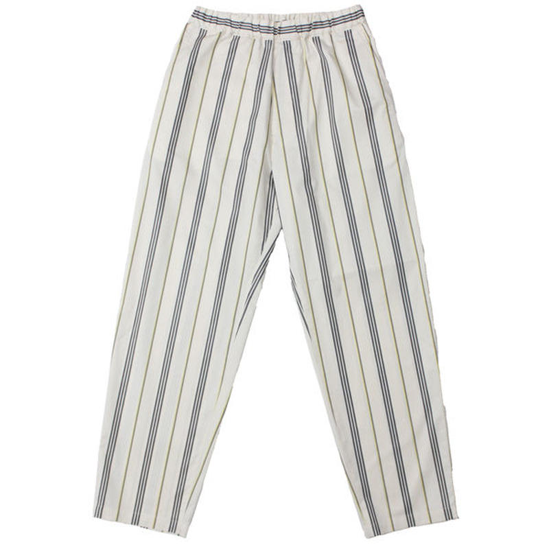 "WELLDER(ウェルダー)""Drawstring Easy Trousers"""