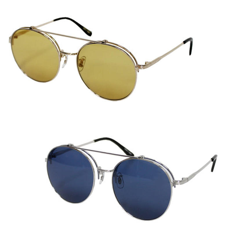 "NEEDLES(ニードルス)""Glasses - Sean / Sunglass"""