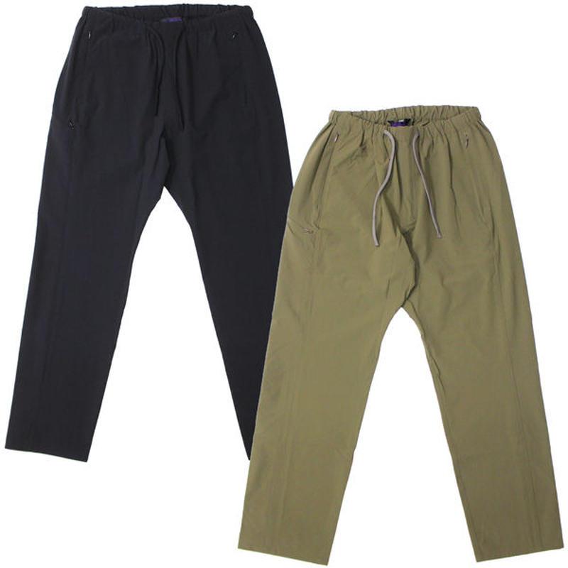 "NEEDLES SPORTSWEAR(ニードルス スポーツウエア)""Seam Pocket Pant - N/Pu Poplin"""