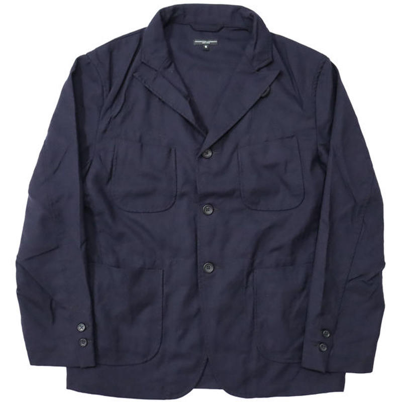 "ENGINEERED GARMENTS(エンジニアード ガーメンツ)""NB Jacket - Uniform Serge"""