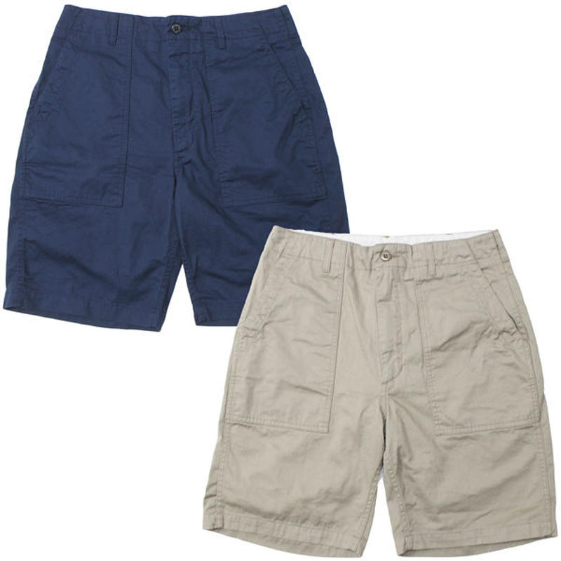 "Engineered Garments(エンジニアードガーメンツ)""Fatigue Short - 6.5oz Flat Twill"""