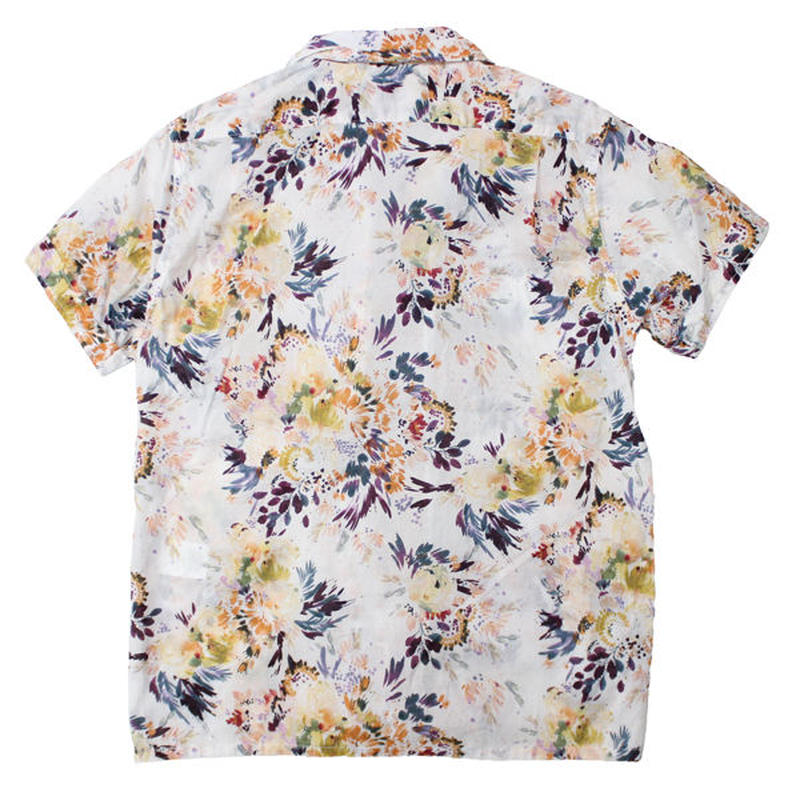 "Ladies' /ENGINEERED GARMENTS(レディース エンジニアード ガーメンツ)""Camp Shirt for Woman - Botany Printed Lawn"""
