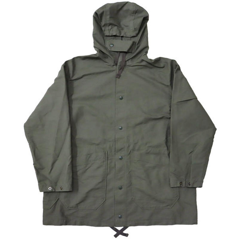 "ENGINEERED GARMENTS(エンジニアード ガーメンツ)""Madison Parka - Double Cloth"""