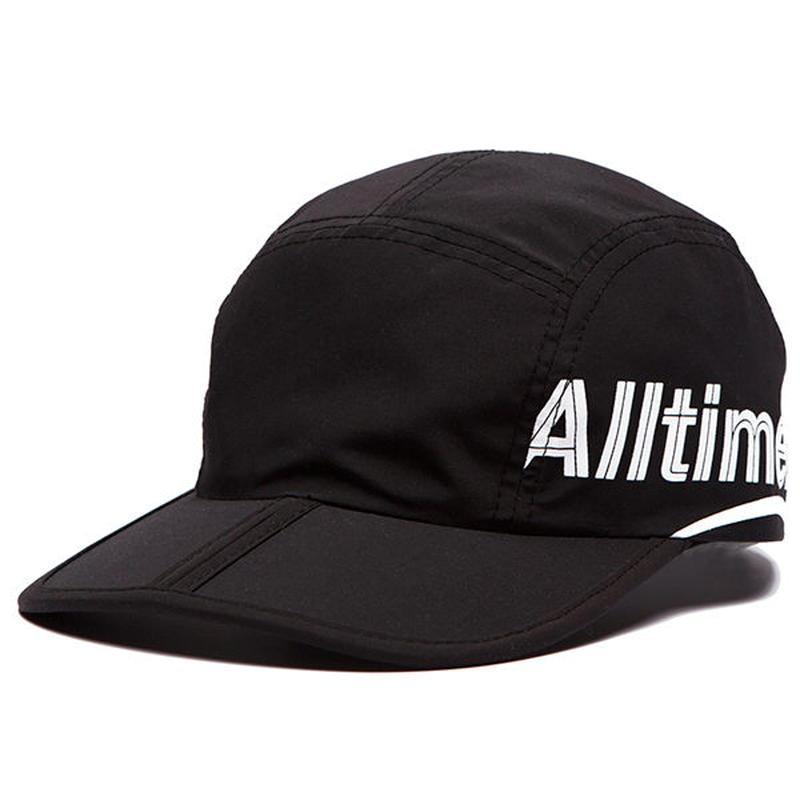 "ALLTIMERS(オールタイマーズ)""Estate Side Logo Foldable Hat"""