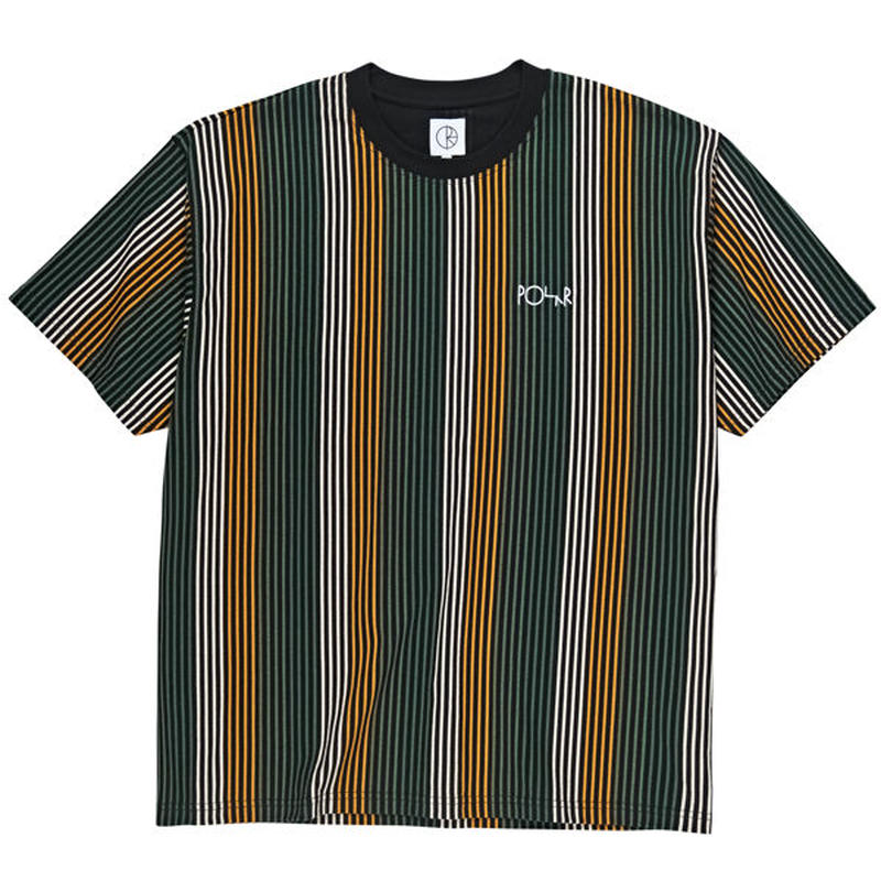 "POLAR SKATE CO.(ポーラー スケート カンパニー)""Multi Colour Tee"""
