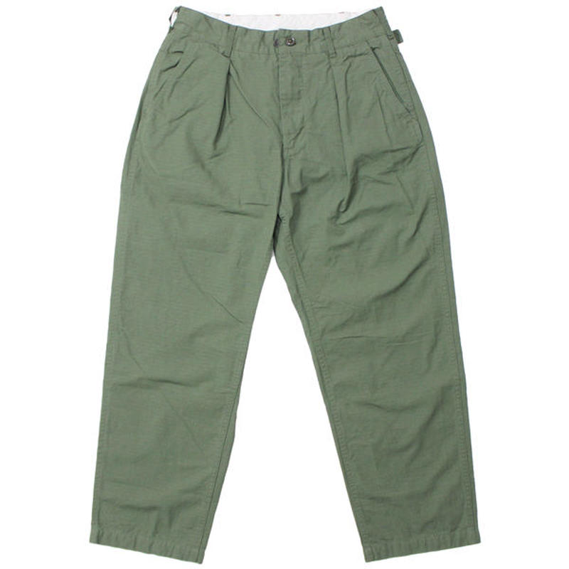 "ENGINEERED GARMENTS(エンジニアード ガーメンツ)""Ground Pant - Cotton Ripstop"""