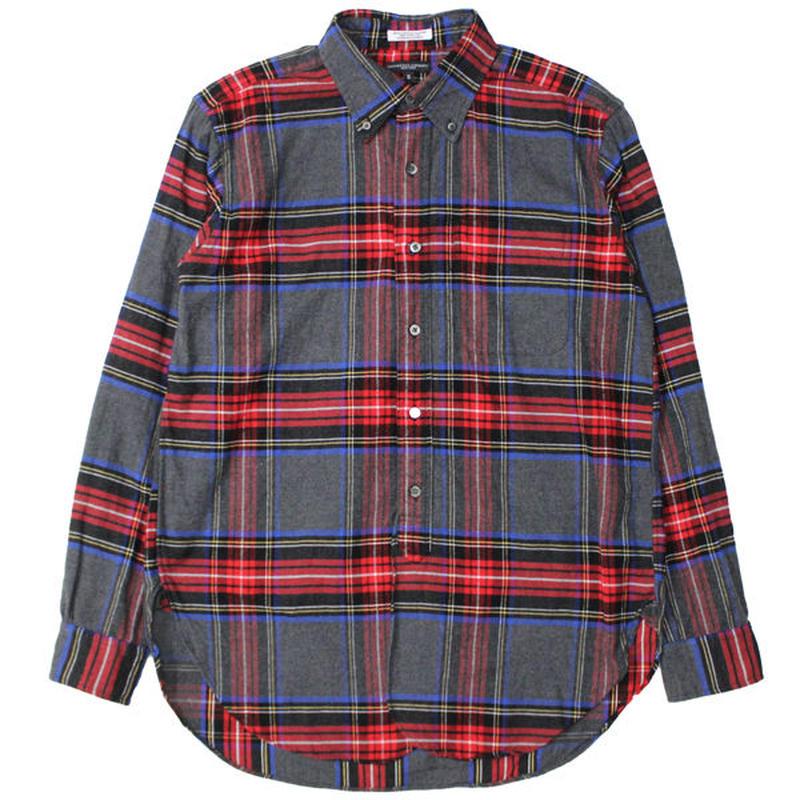 "ENGINEERED GARMENTS(エンジニアード ガーメンツ)""19th BD Shirt - Brushed Plaid"""