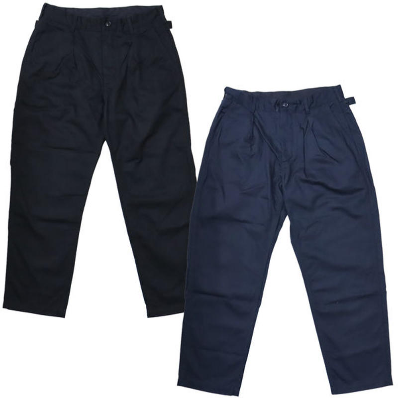 "ENGINEERED GARMENTS(エンジニアード ガーメンツ)""Ground Pant - Cotton HB Twill"""