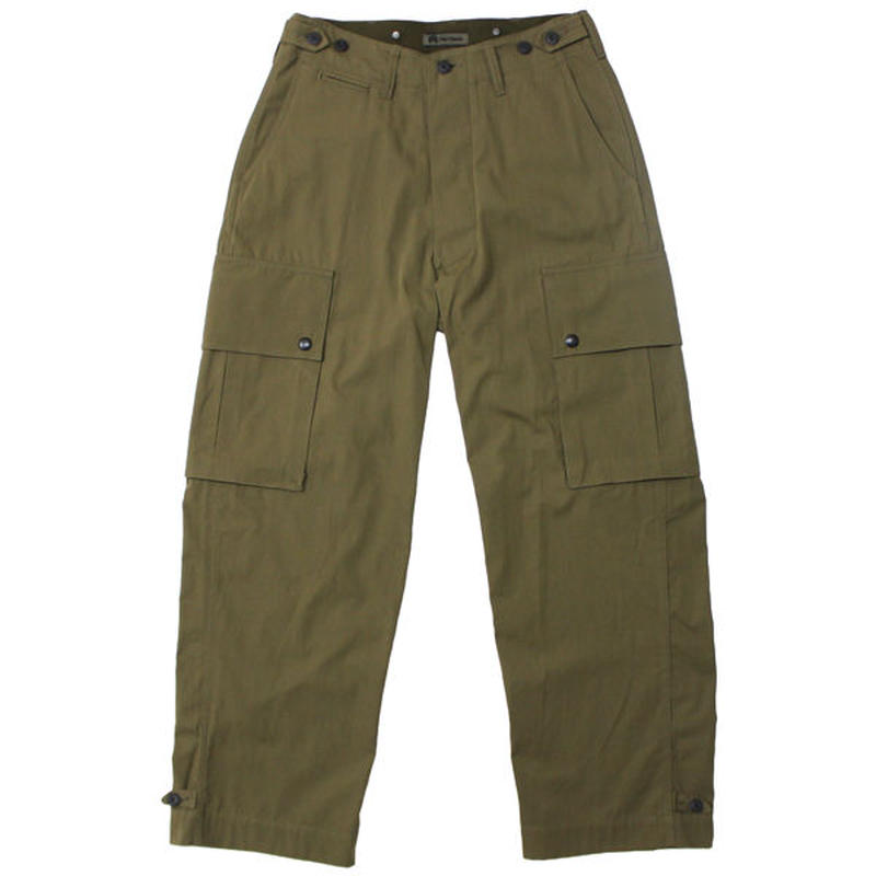 "Nigel Cabourn(ナイジェルケーボン)""M-43 MODIFIED PANT WEATHER CLOTH"""