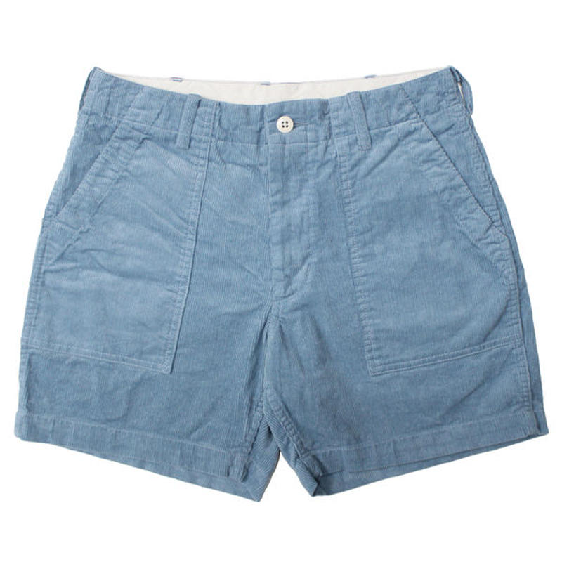 "Ladies' /ENGINEERED GARMENTS(レディース エンジニアード ガーメンツ)""Fatigue Short for Woman - 14W Corduroy"""