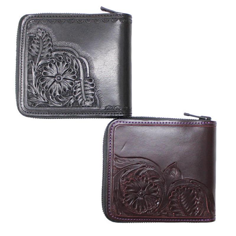 "NEEDLES(ニードルス)""Carving Single Wallet"""