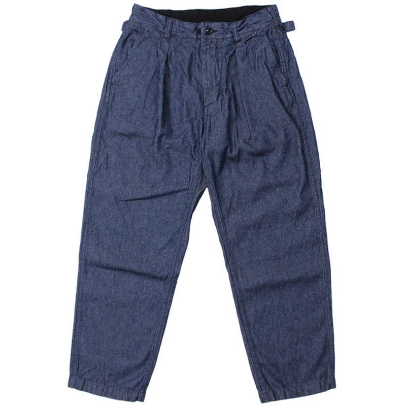 "ENGINEERED GARMENTS(エンジニアード ガーメンツ)""Ground Pant - 8oz Denim"""