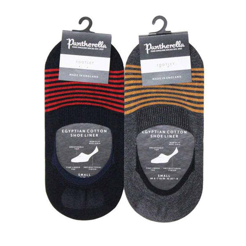 "Pantherella(パンセレラ)""FOOTLETS 3003F"""