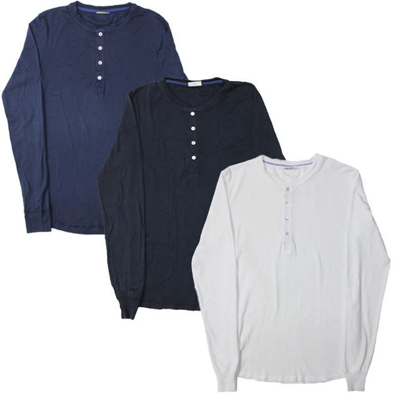 "Schiesser(シーサー)""Karl-Heinz - Shirt 1/1 Knopfleiste button tape"""