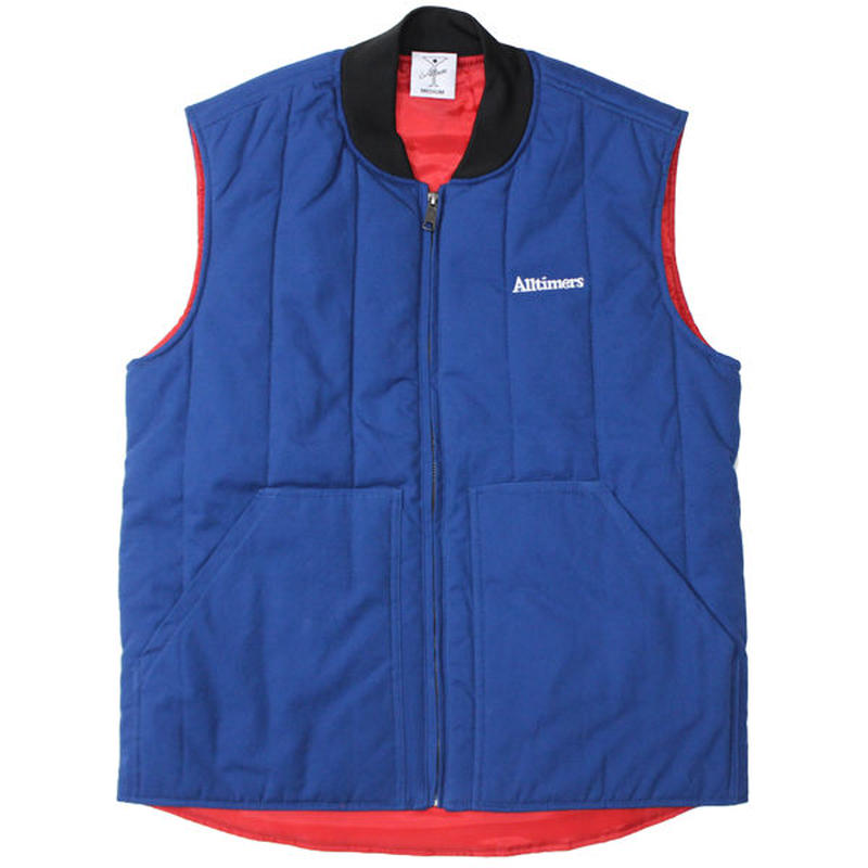 "ALLTIMERS(オールタイマーズ)""Delivery Vest"""