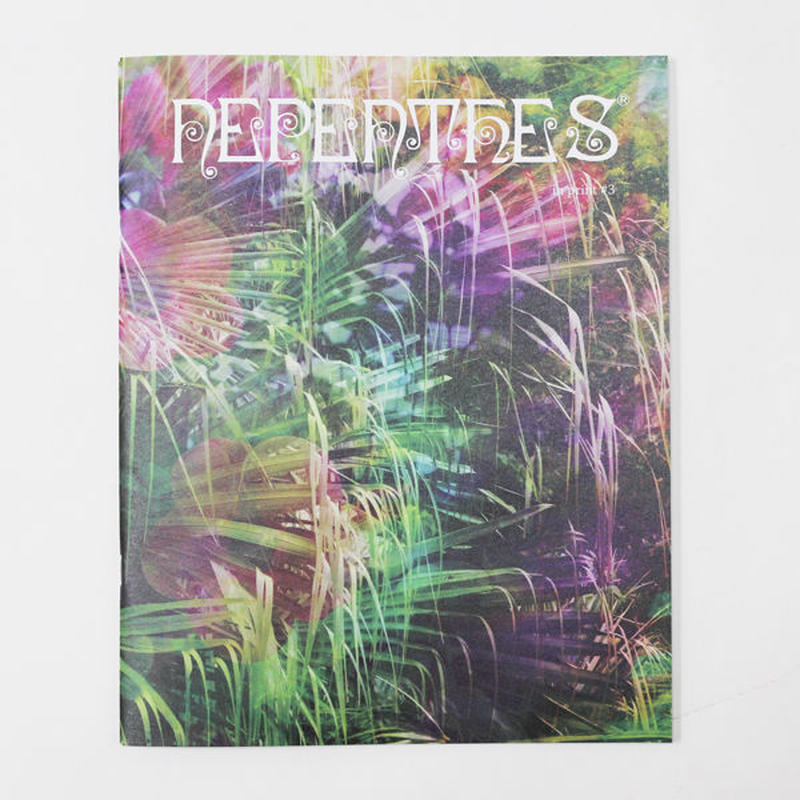 """NEPHENTHES(ネペンテス)""""NEPENTHES IN PRINT #3"""""""