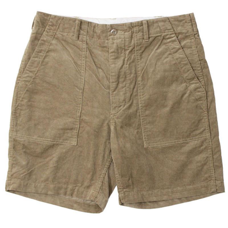 "Engineered Garments(エンジニアードガーメンツ)""Fatigue Short - 14W Corduory"""