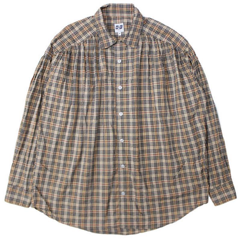 """AiE(エーアイイー)""""Painter Shirt - Cotton Plaid"""""""