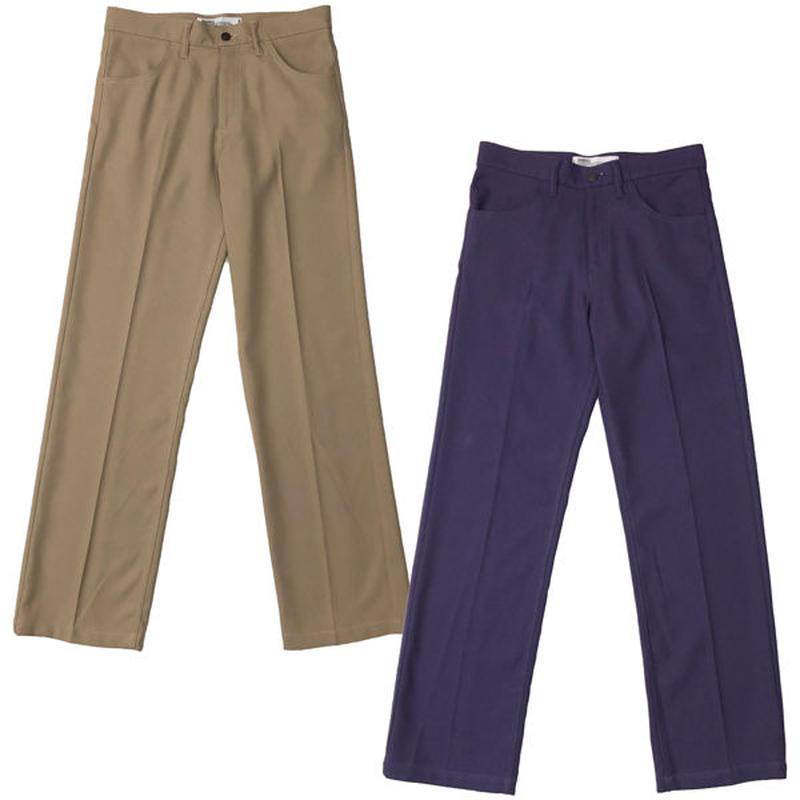 """DAIRIKU(ダイリク)""""Flasher Pressed Pants"""""""