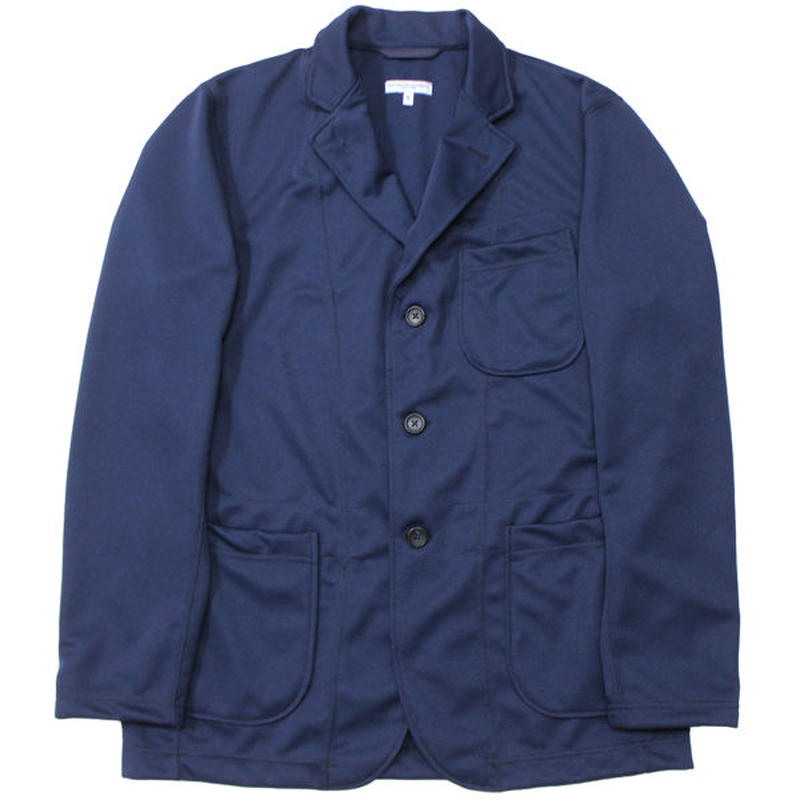 "Engineered Garments(エンジニアード ガーメンツ)""Knit Jacket - Baseball Doubleknit"""