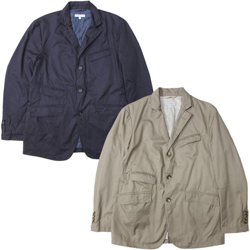 "Engineered Garments(エンジニアード ガーメンツ)""Andover Jacket - High Count Twill"""