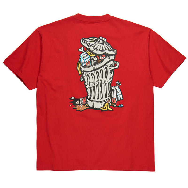 "POLAR SKATE CO.(ポーラー スケート カンパニー)""Trashcan Tee"""