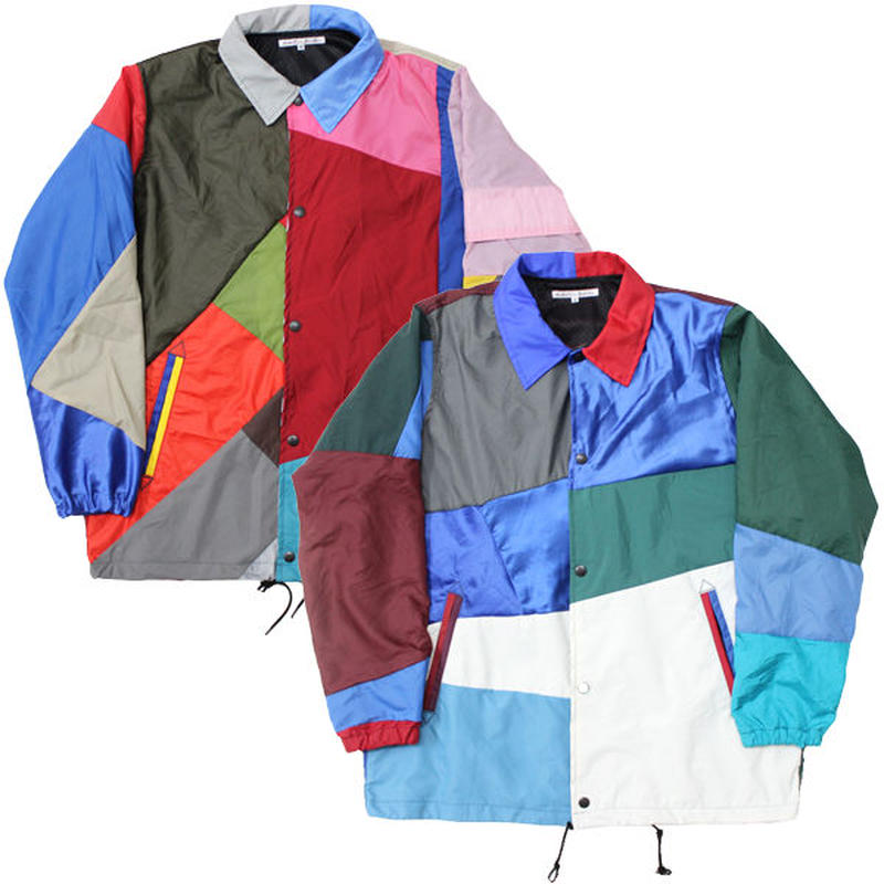 "REBUILD BY NEEDLES(リビルドバイニードルス)""Nylon Jacket → Coach Jacket"""