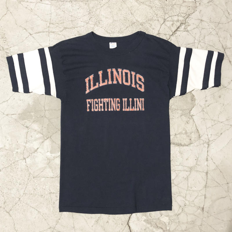 "80's Champion ""FIGHTING ILLINI"""