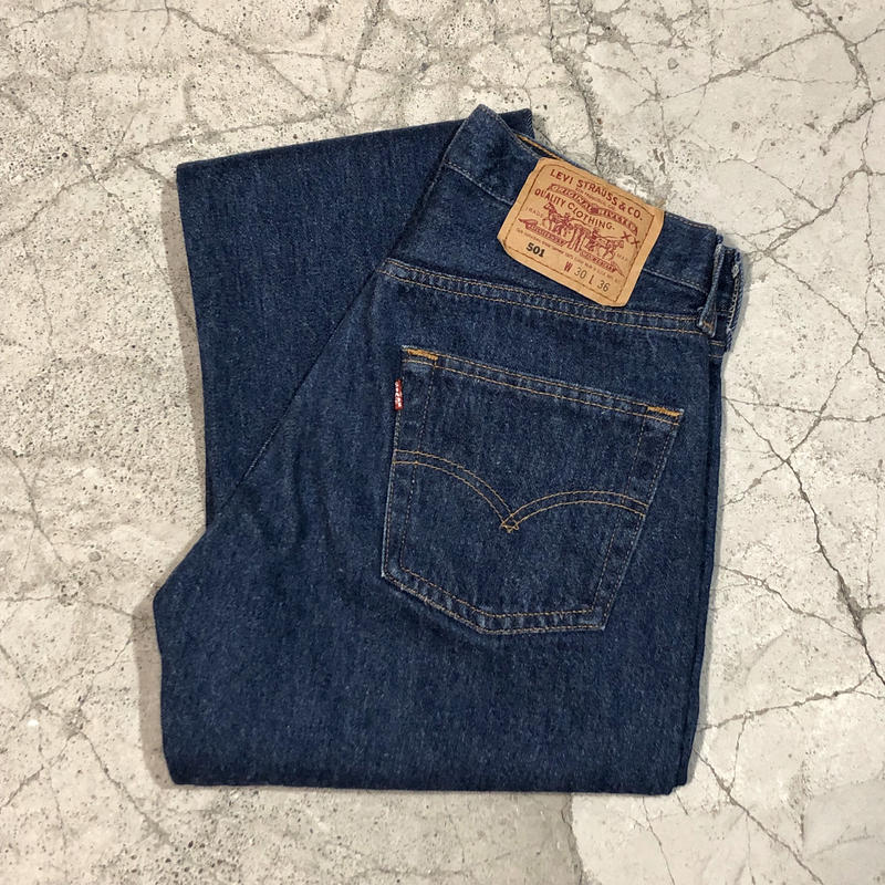 90's Levi's 501 Rollup Jeans