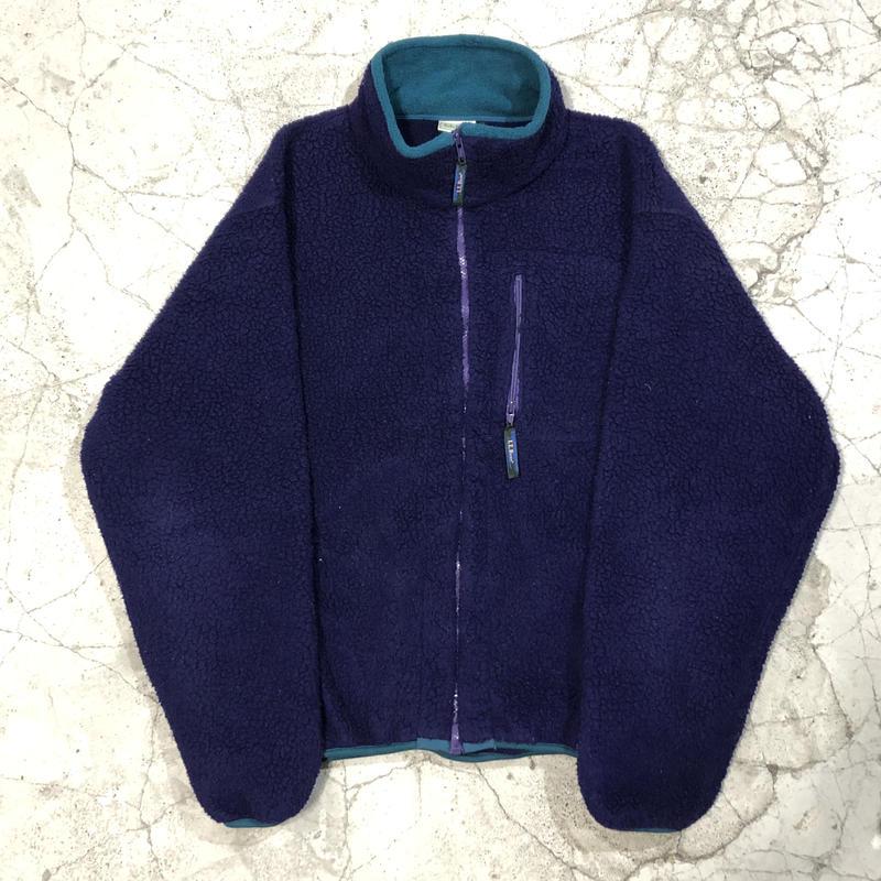 90's L.L.Bean Boa Jacket